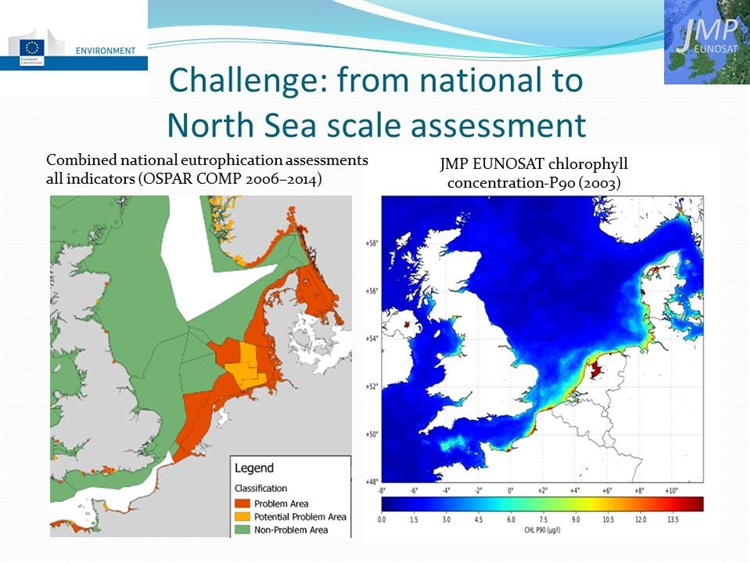 Challenge - North Sea Scale Assessment